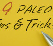 33b - 9 Paleo Tips and Tricks
