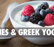 108 - Breakfast - Fresh Berries with Greek Yogurt