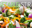 127 - Lunch - Simple Paleo Vegetable Stirfry
