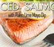 156 - Dinner - Spiced Salmon with Paleo Lime Mayo Dip