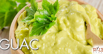 159 - Lunch - Quick and Delicious Paleo Guacamole