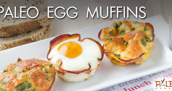 165 - Breakfast - Paleo Egg Muffins