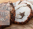 174 - Dinner - Grilled Stuffed Pork